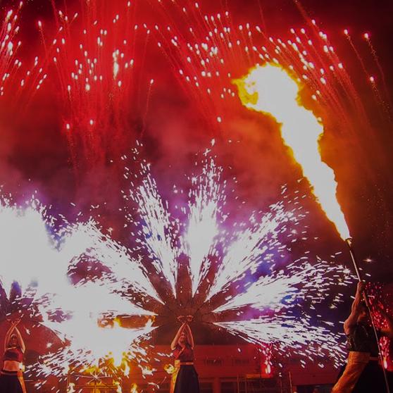 花火イベントのイメージ画像